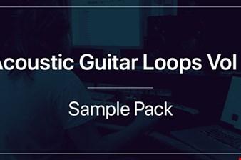 Acoustic Guitar Loops Vol 1 by Cymatics