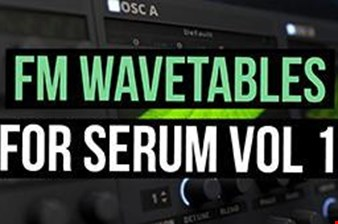 Serum Dubstep Formant Basses by Cymatics