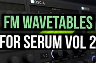 FM Wavetables Vol 2 by Cymatics