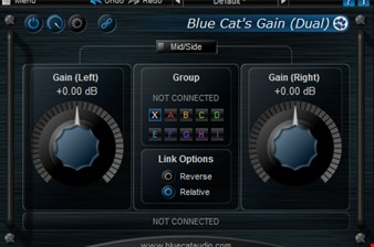 Saturation Knob by Softube
