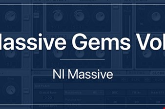 Massive Gems Vol 1 by Cymatics