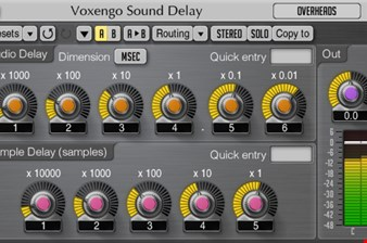 Tempo Delay by Voxengo