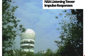 Teufelsberg NSA listening tower impulse responses by BalanceMastering