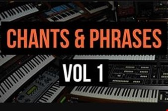 Chants and Phrases Vol 1 by Cymatics - NickFever.com