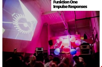 Funktion One impulse responses by BalanceMastering