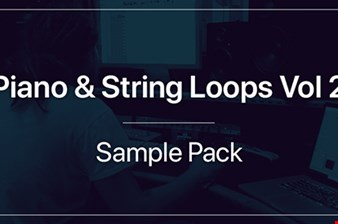 Piano and String Loops Vol 2 by Cymatics - NickFever.com