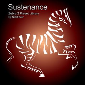 Sustenance - Zebra 2 Presets